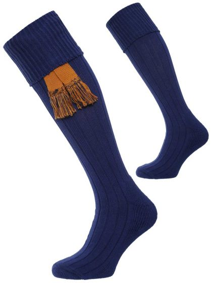 The Allensmore Cotton Cushioned Shooting Sock