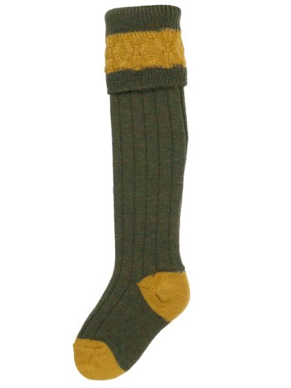 The Byron Child's Shooting Sock
