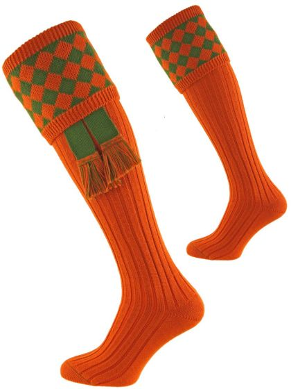 The Chessboard Shooting Sock