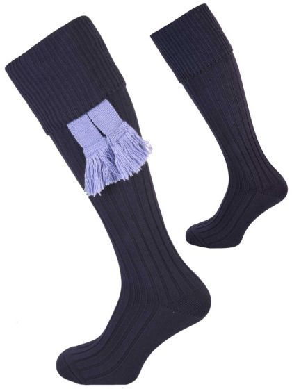 The Dodmarsh Cotton Shooting Sock