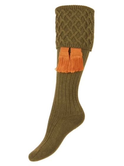 The Lady Rannoch Shooting Sock