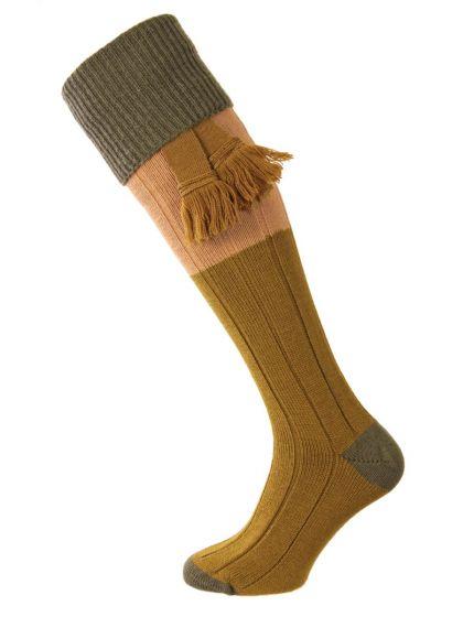 Super Fine Merino Wool Kirkby Shooting Sock