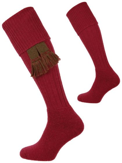 The Dinmore Cushion Foot Shooting Sock