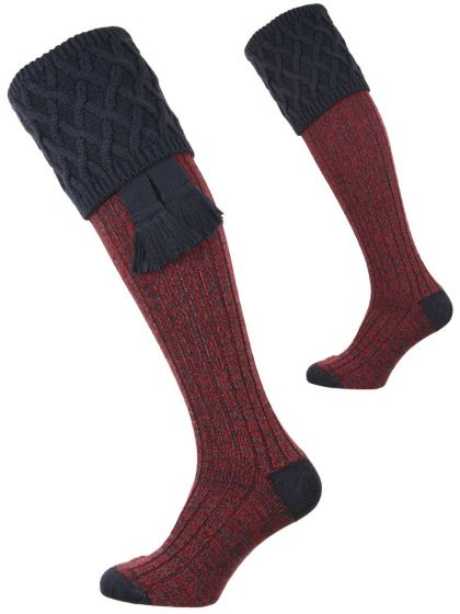 The Rannoch Moor Shooting Sock