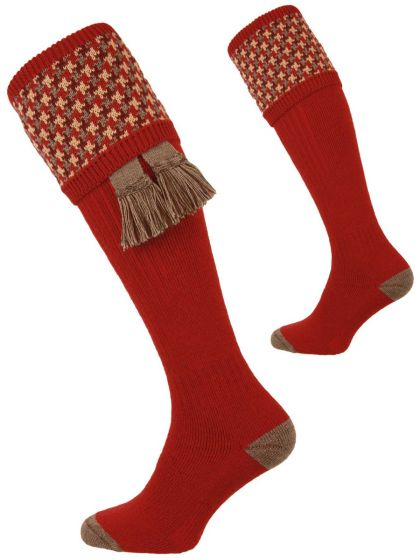 The Cromarty Cushion Foot Shooting Sock