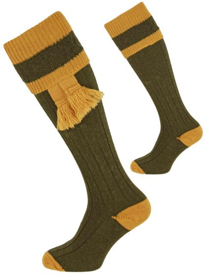 The Willersley Shooting Sock