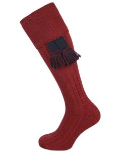 The Allensmore 'Colhieta' Cotton Cushion Foot Shooting Sock