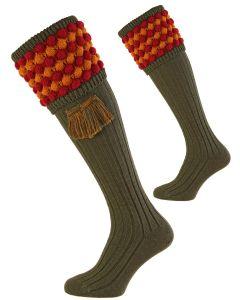 Spruce, Angus Shooting Sock