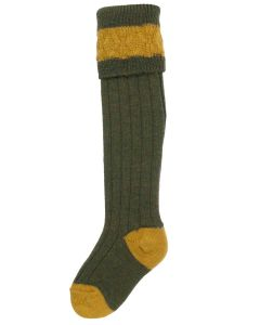 The Byron Child's Shooting Sock, Greenacre