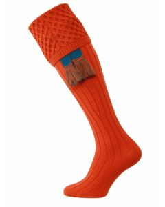 The Chelsea Shooting Sock - Orange