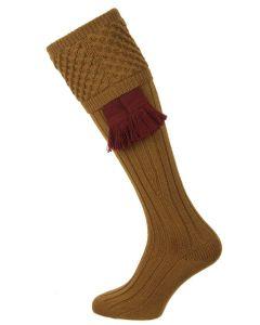 Pennine, Chelsea Shooting Sock, Dijon