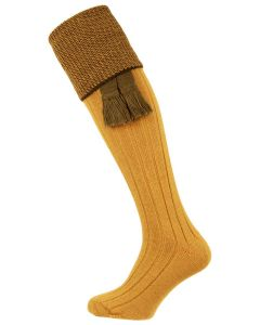 The Chiltern Pollen Wool Shooting Sock
