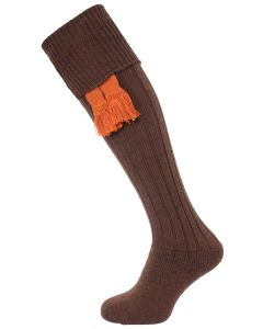 The Dinmore Cushion Foot Shooting Sock, Buchan