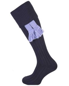 The Dodmarsh 'Marine' Cotton Shooting Sock