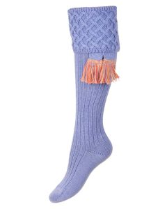 Bluebell Ladies Rannoch Shooting Sock from The House of Cheviot