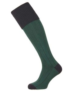 The Pembroke Admiral Cotton Shooting Sock