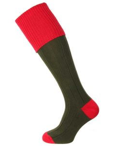 Tudor, The Pembrooke Cotton Shooting Sock