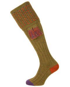 The Ambassador Shooting Sock - Old Sage