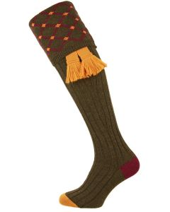 The Regent 'Hunter' Merino Wool Shooting Sock