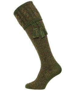 The Reiver Shooting Sock - Scotspine