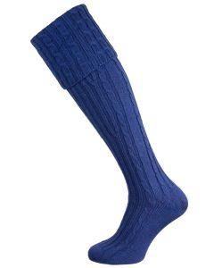 The Skye 'Mahler' Cashmere Shooting Sock