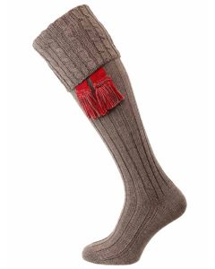 The Harris Cable Shooting Stocking, Bison