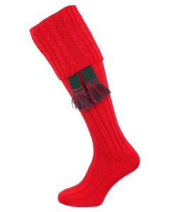 The Harris Cable Shooting Sock, Brigade