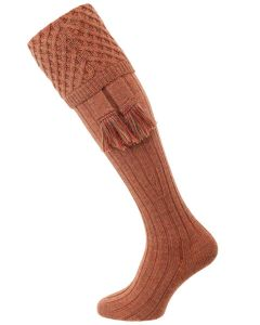 The Chelsea Shooting Sock, Cinnamon