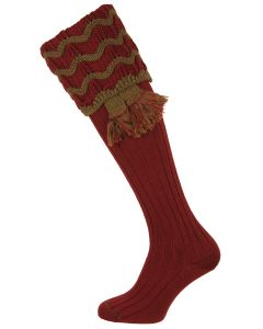The Grafton Shooting Stocking & Garter, Claret