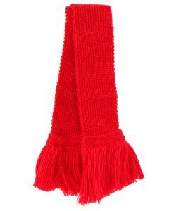 Tartan Red, Classic Garter Tie