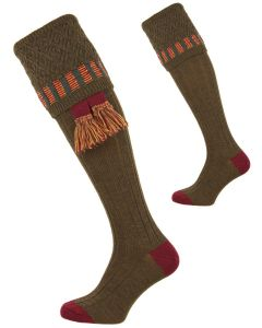 The Bristol 'Hunter' Merino Wool Shooting Sock