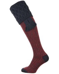 The Rannoch Moor 'Navy' Shooting Sock