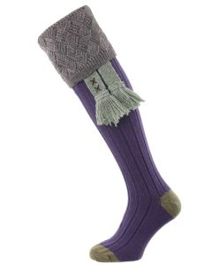 The Coniston Shooting Sock, Wild Heather