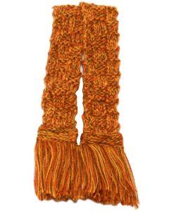 Basket Weave Merino Blend Garter - Wildbroom