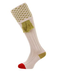 The Viceroy 'Stone' Merino Wool Shooting Sock