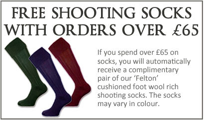 Free Shooting Socks